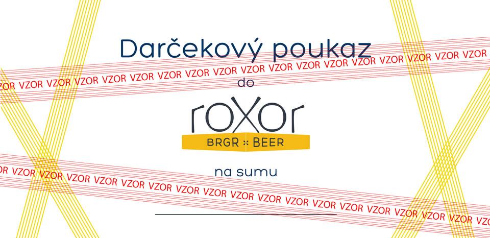 Dracekovy poukaz Roxor
